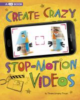 Cover image for Create crazy stop-motion videos : 4D an augmented reading experience