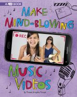 Cover image for Make mind-blowing music videos : 4D an augmented reading experience