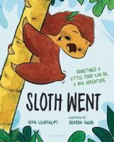 Cover image for Sloth went