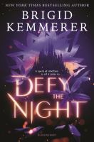 Cover image for Defy the night