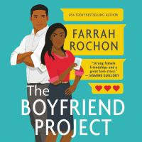 Cover image for The boyfriend project