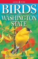 Cover image for Birds of Washington state