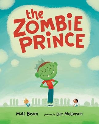 Cover image for The zombie prince