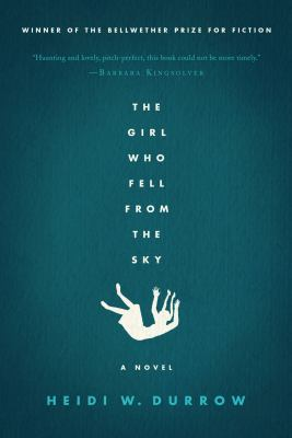 Cover image for The girl who fell from the sky BOOK CLUB #41 a novel