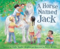 Cover image for A horse named Jack