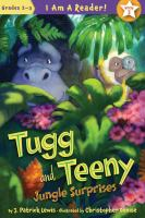 Cover image for Tugg and Teeny : jungle surprises