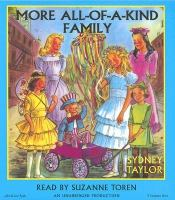 Cover image for More all-of-a-kind family