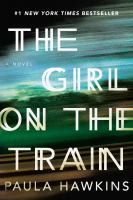 Cover image for The girl on the train BOOK CLUB #13