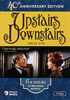 Cover image for Upstairs, downstairs. Series one