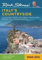 Cover image for Rick Steves' Italy's countryside : [6 episodes from the public television series Rick Steves' Europe].