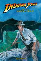 Cover image for Indiana Jones and the arms of gold : part 3