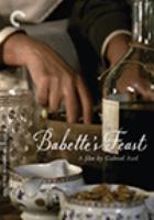 Cover image for Babette's Feast = Babettes gæstebud