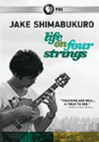 Cover image for Jake Shimabukuro : life on four strings