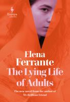 Cover image for The Lying Life of Adults