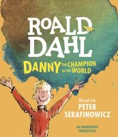 Cover image for Danny the champion of the world