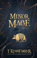Cover image for Minor mage