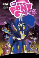 Cover image for My little pony, friendship is magic. Vol. 8