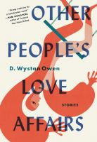 Cover image for Other people's love affairs : stories