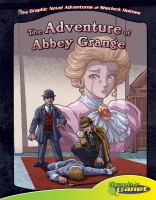 Cover image for Sir Arthur Conan Doyle's the adventure of Abbey Grange