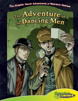 Cover image for Sir Arthur Conan Doyle's The adventure of the dancing men