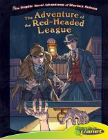 Cover image for Sir Arthur Conan Doyle's The adventure of the Red-Headed League