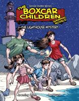 Cover image for The lighthouse mystery