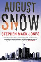 Cover image for August Snow