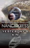 Cover image for Yesterday's kin