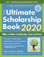 Cover image for The ultimate scholarship book. 2020 : billions of dollars in scholarships, grants and prizes