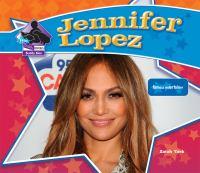 Cover image for Jennifer Lopez