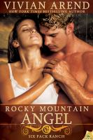 Cover image for Rocky Mountain angel