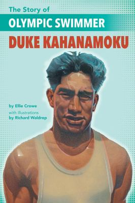 Cover image for Olympic swimmer Duke Kahanamoku