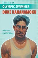 Cover image for Olympic swimmer Duke Kahanamoku