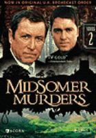 Cover image for Midsomer murders. Series 2