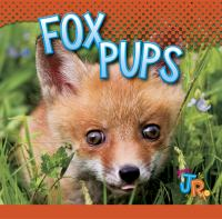 Cover image for Fox pups