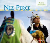 Cover image for Nez Perce