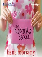 Cover image for The husband's secret