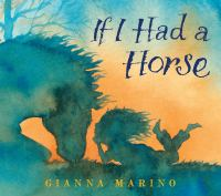 Cover image for If I had a horse