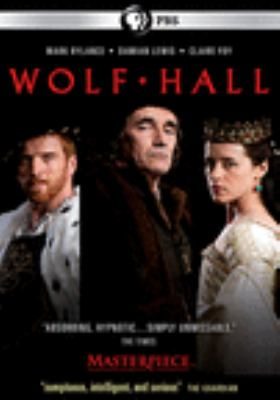 Cover image for Wolf Hall