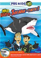 Cover image for Wild Kratts. Shark-tastic!