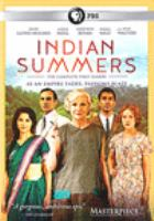 Cover image for Indian summers. The complete first season