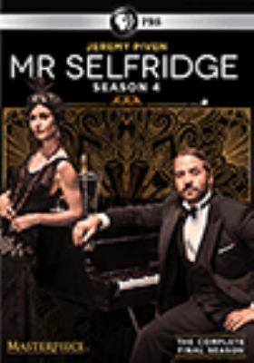 Cover image for Mr. Selfridge. Season 4