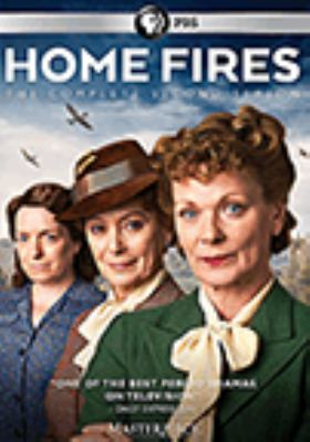 Cover image for Home fires. The complete second season