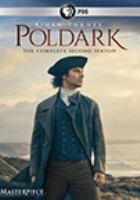 Cover image for Poldark. The complete second season