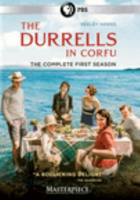 Cover image for The Durrells in Corfu. The complete first season