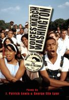 Cover image for Voices from the March on Washington