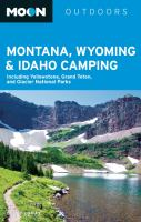 Cover image for Montana, Wyoming & Idaho camping