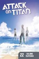 Cover image for Attack on Titan. 22