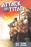 Cover image for Attack on Titan. 23