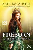 Cover image for Fireborn
